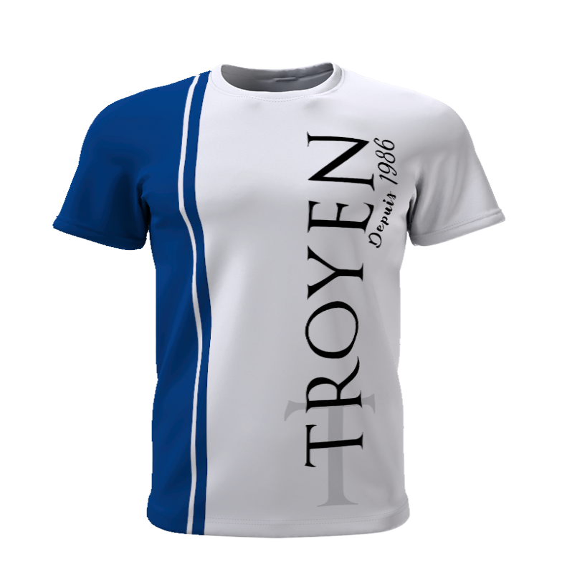 Troyen depuis 1986 -...