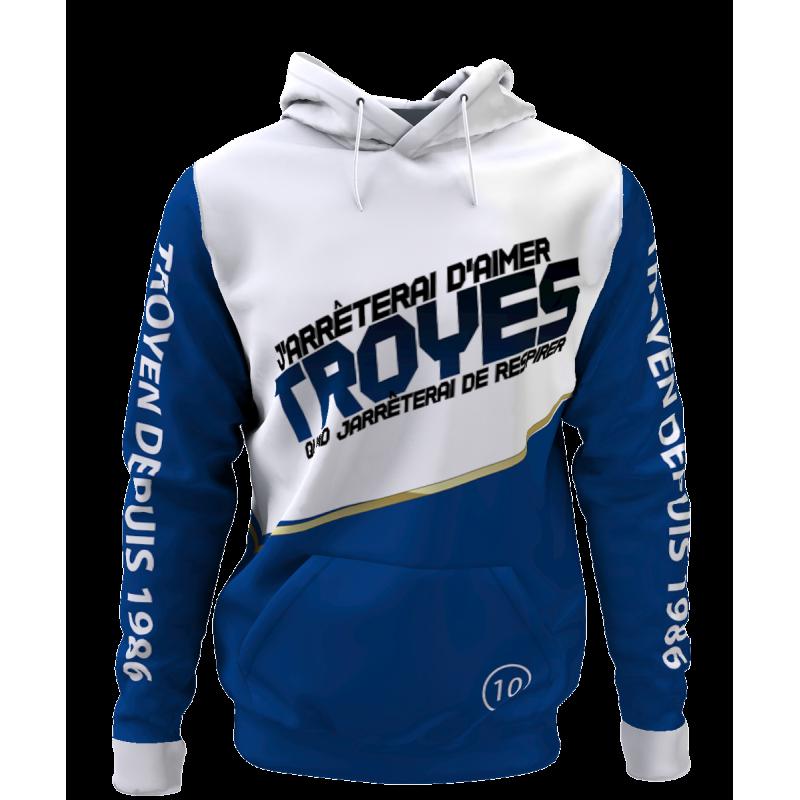 J'arrêterai d'aimer Troyes...