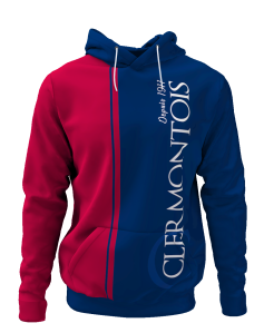 Hoodie Clermontois depuis 1911 - Supporters Clermont