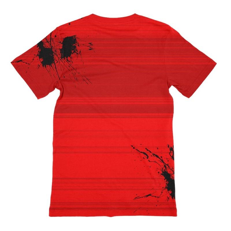 Votre sang est rouge le...
