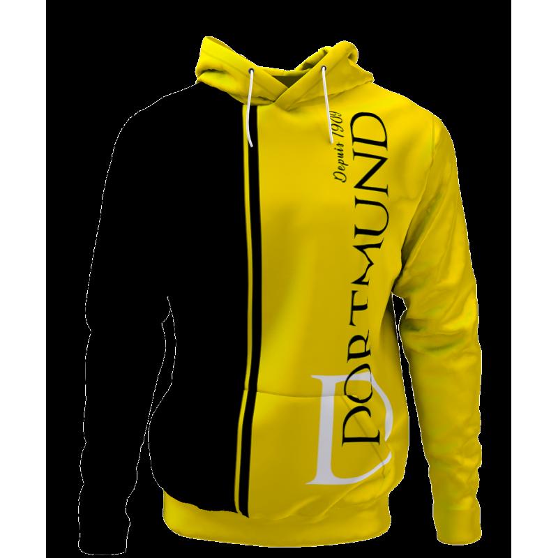 Sweat à capuche Dortmund...