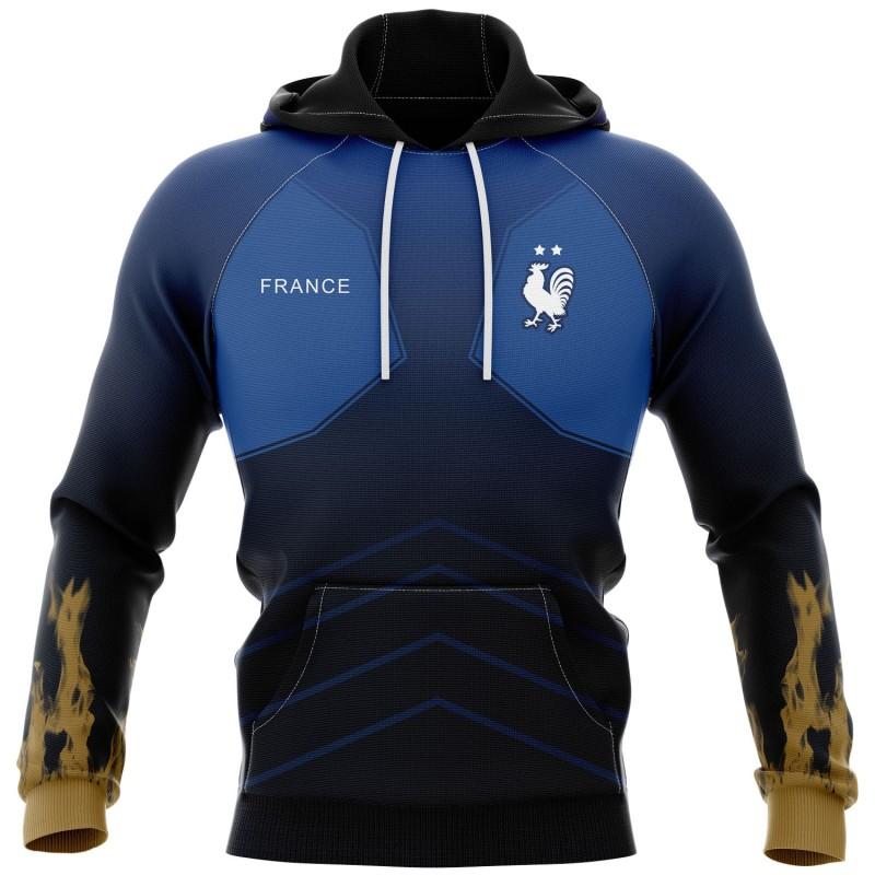Hoodie Gladiator France -...