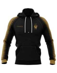 Hoodie Gladiator Gold France - Supporters France