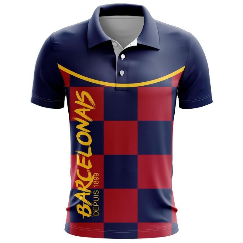 Polo Barcelonais depuis...