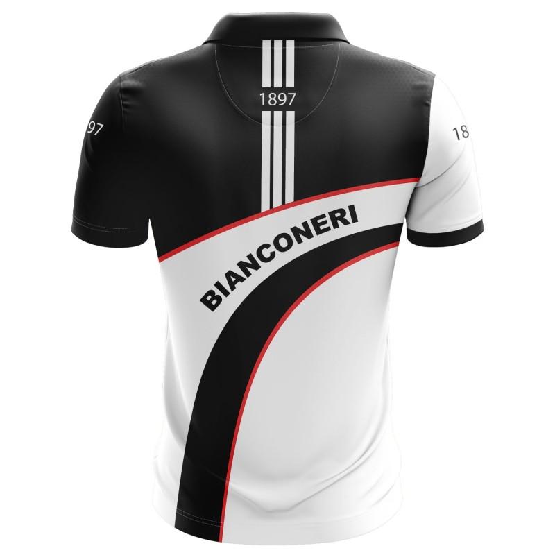 Polo Fier d'être Bianconeri...