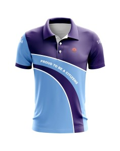 Polo Proud to be a Citizens - Supporters Manchester City