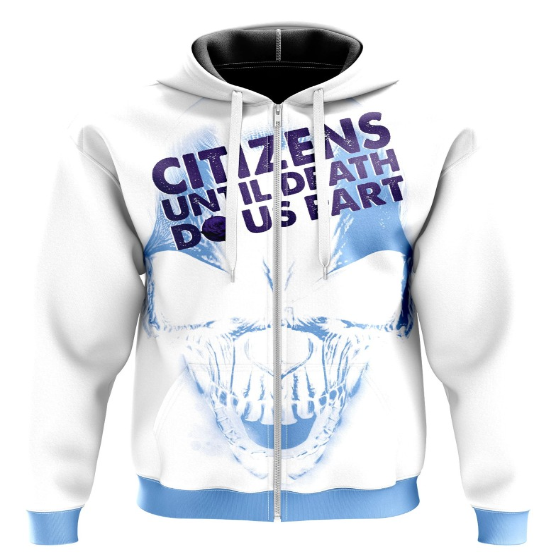 Zipped Hoodie Citizens...