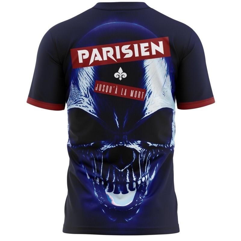Tshirt Parisien jusqu'à la...