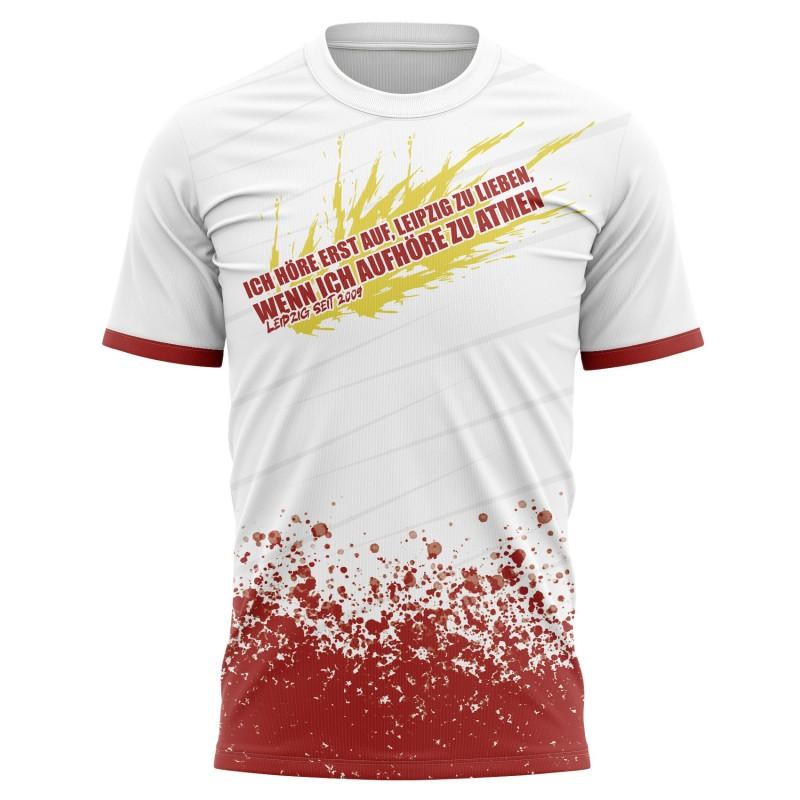 T-shirt Ich höre erst auf,...