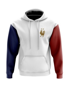 Hoodie Blue White Red - Supporters France