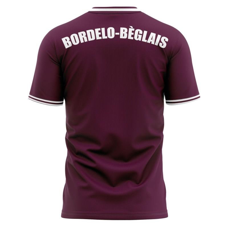 T-shirt Bordelo Bèglais -...