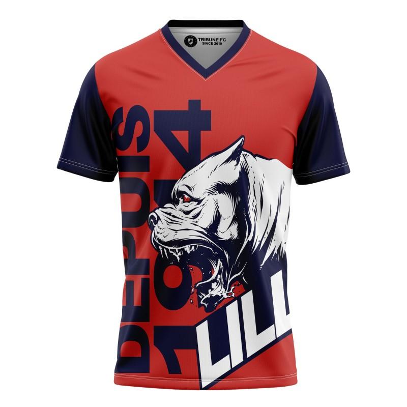 T-shirt Lille depuis 1944 -...