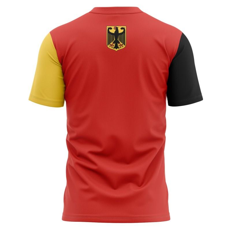 T-shirt Allemagne -...
