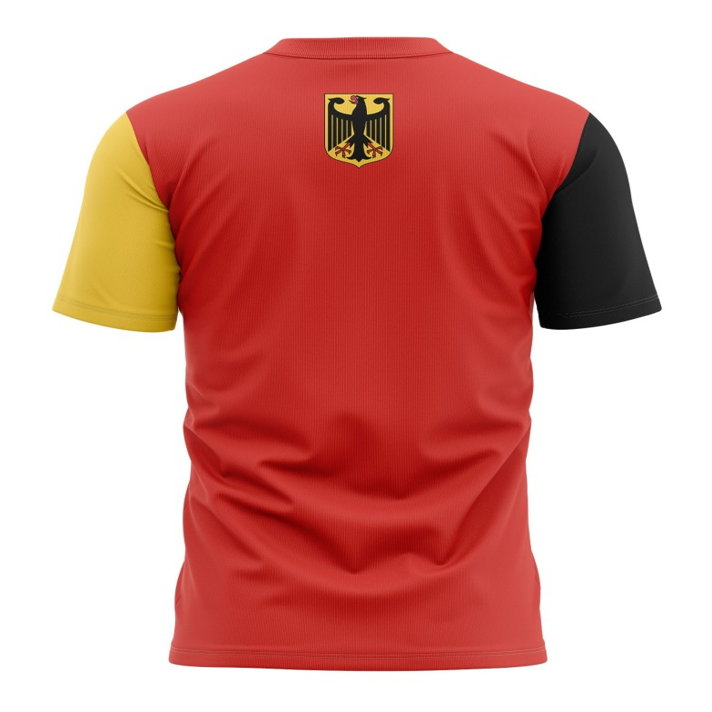 T-shirt Allemagne Col en V...