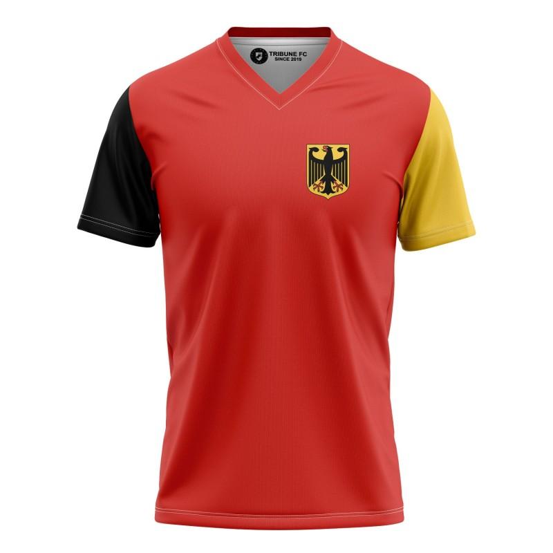 T-shirt Germany V-neck -...