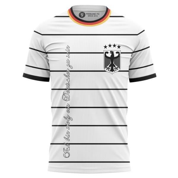 T-shirt Ich bin stolz ein Deutscher zu sein - Supporters Germany