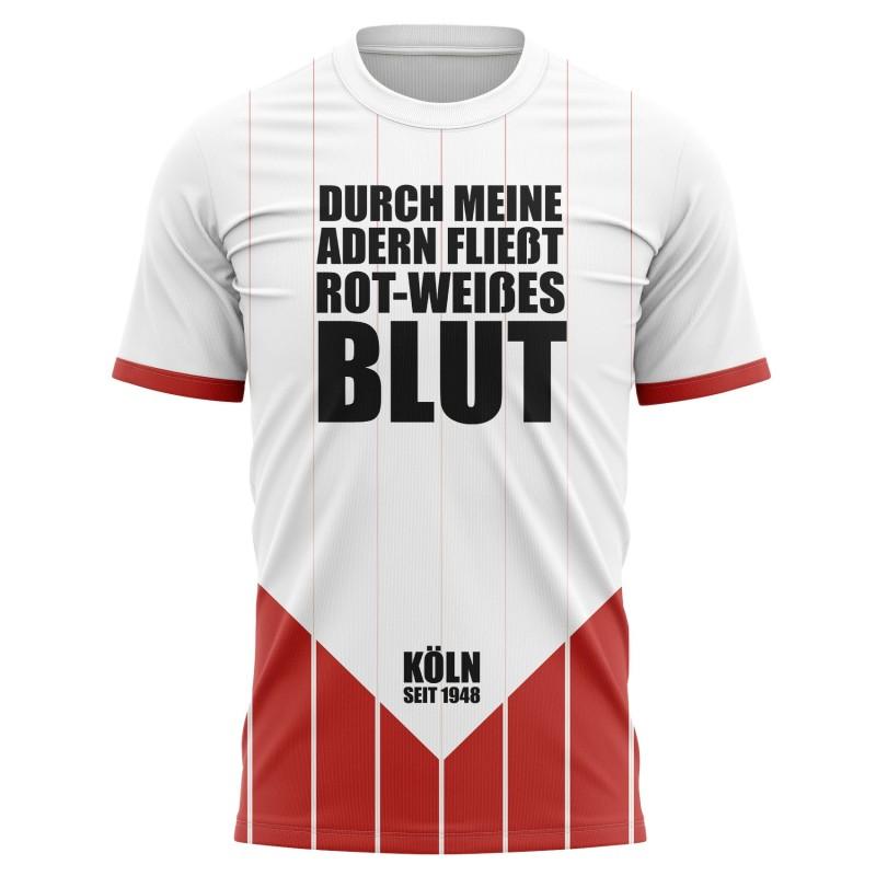 T-shirt Durch meine Adern...