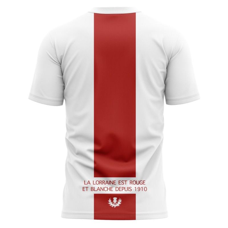 T-shirt La lorraine est...