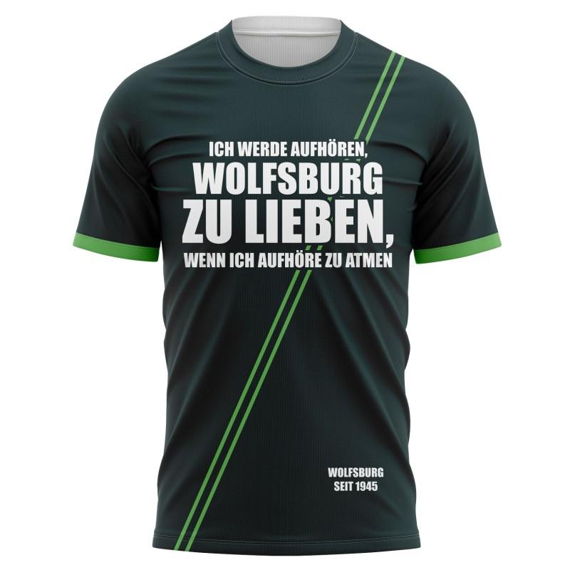 T-shirt Ich werde aufhören,...