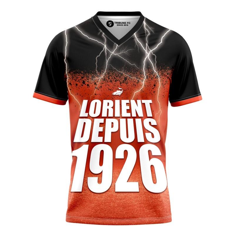 T-shirt Lorient depuis 1926...