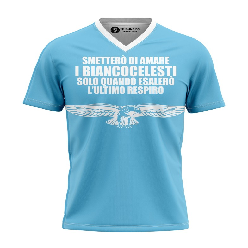 T-shirt Smetterò di amare i...
