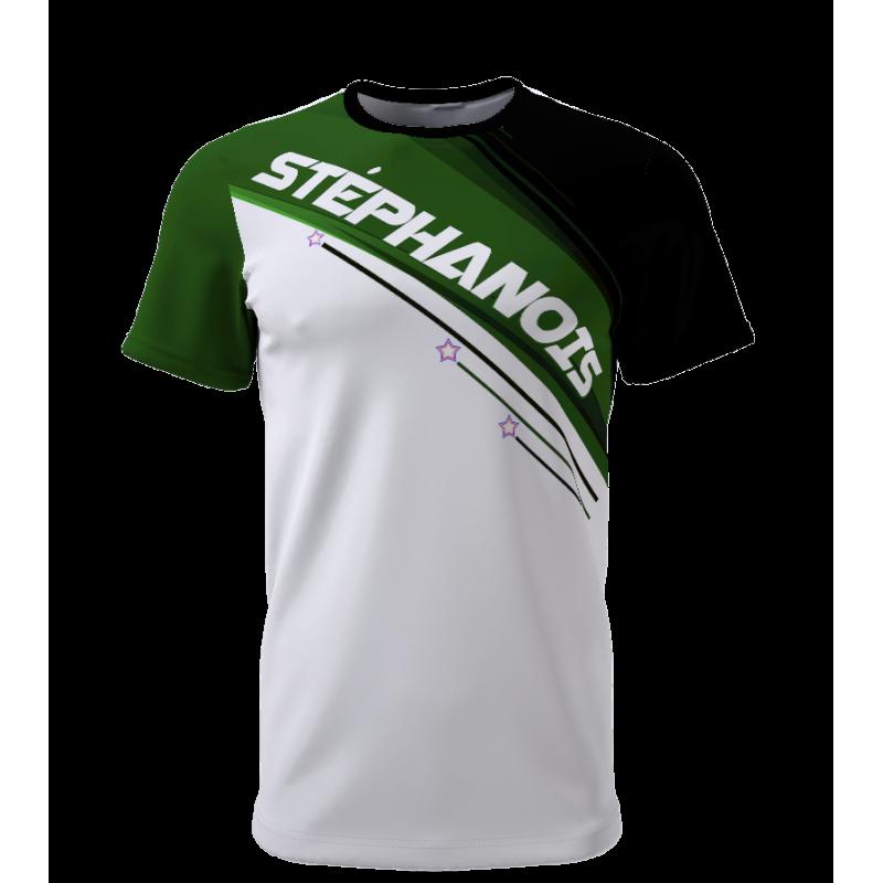 Stéphanois x Vert Noir...