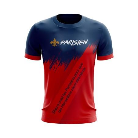 T-shirt Dieu a créé les...