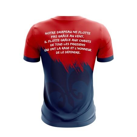 T-shirt Notre drapeau ne...