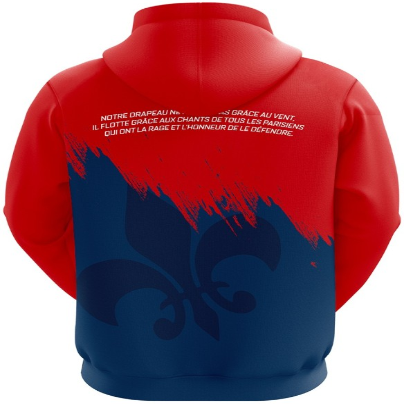 Kapuzensweatshirt Notre...