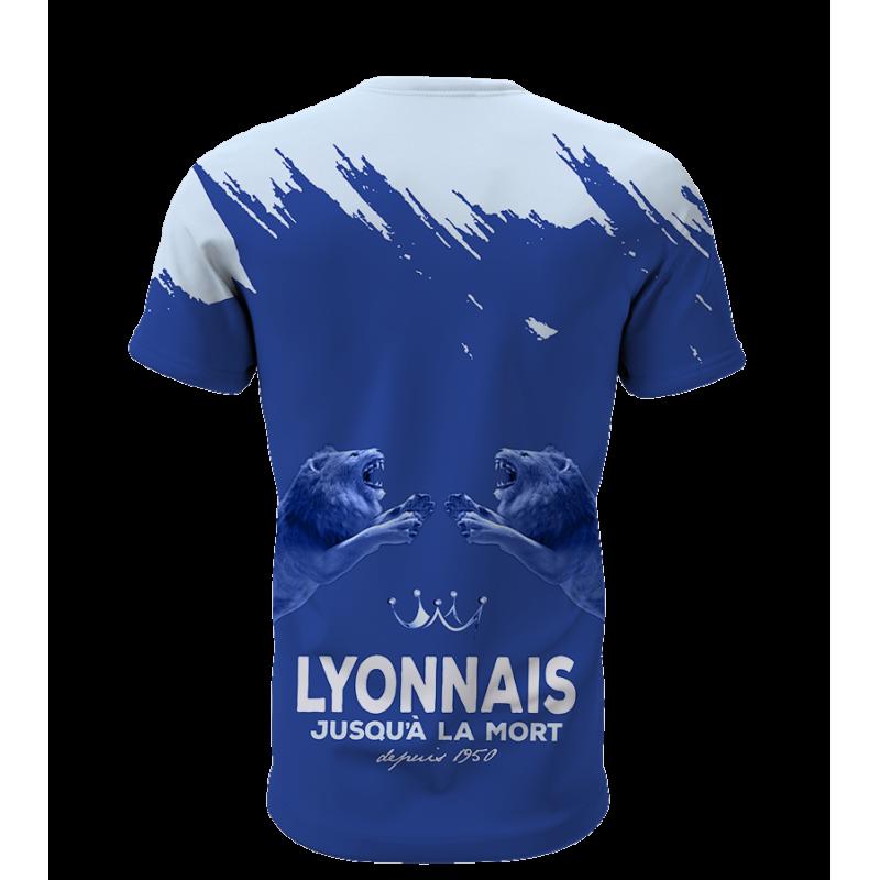 Lyonnais jusqu'à la mort...