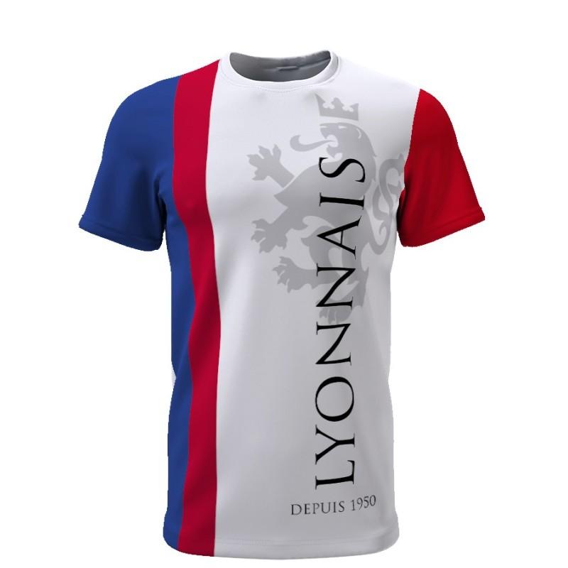 Lyonnais depuis 1950 x Lion...