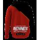 Hoodie J'arrêterai d'aimer Rennes quand j'arrêterai de respirer - Supporters Rennes